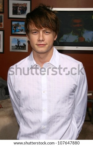 Christoph Sanders  at the party to celebrate the 100th Episode of 'Dog Whisperer'. Boulevard 3, Hollywood, CA. 09-17-08 - stock photo
