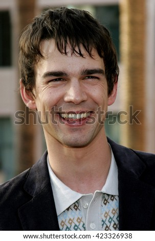 """Christopher Gorham at the Evening with """"Ugly Betty"""" held at the Leonard H. Goldenson Theatre in North Hollywood, USA on April 30, 2007. - stock photo"""
