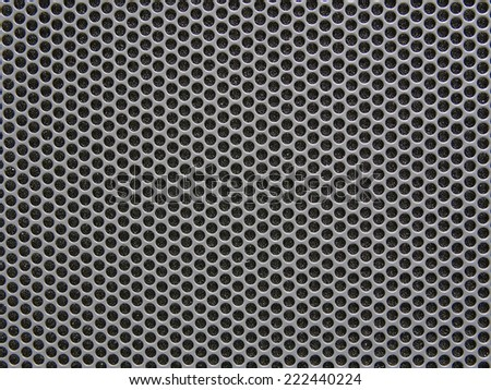 chrome metal texture