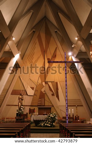 Church - stock photo
