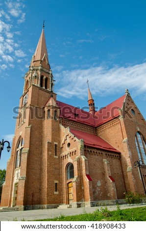 Church from Cacica, Suceava , Bucovina, Romania