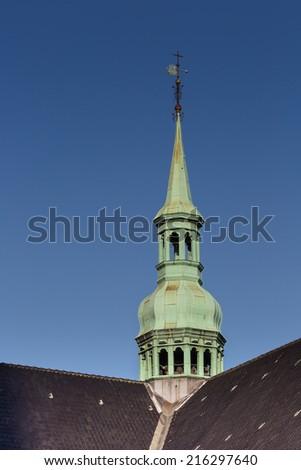 Church in Copenhagen, Denmark - stock photo