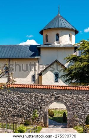 Church in Montenegro - stock photo