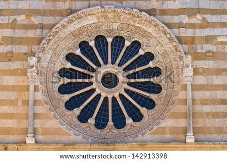Church of Cristo. Brindisi. Puglia. Italy. - stock photo