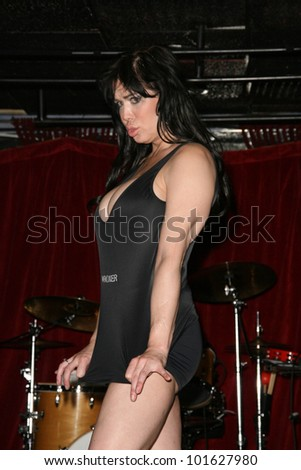 Chyna at the launch party for WineTrippingTV and fashion show by Olia, Aqua Lounge, Beverly Hills, CA. 08-05-10