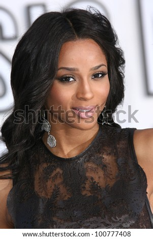 Ciara at the 2010 MTV Video Music Awards, Nokia Theatre L.A. LIVE, Los Angeles, CA. 08-12-10