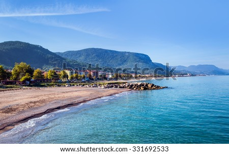 Cide, Turkey - Cide one of best  cities in the black sea and most popular resorts of Black sea region