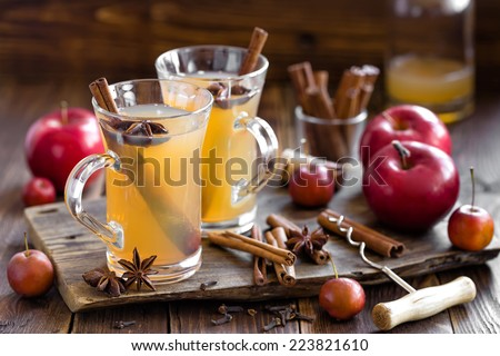 Cider - stock photo