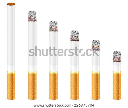 cigarette illustration.