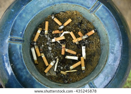 Cigarette smoking causes health damage to themselves and others.