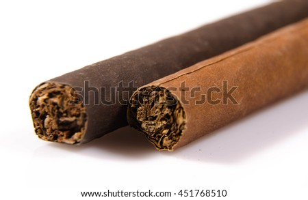 Cigars. Cuban Cigars - stock photo