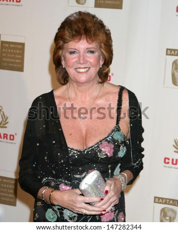Cilla Black at the BAFTA LA Brittannia Awards Beverly Hilton Hotel Beverly Hills, CA November 10, 2005 - stock photo