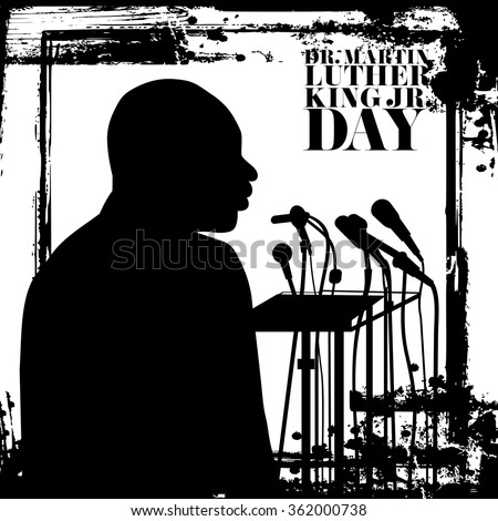 Martin Luther King Jr Day Art