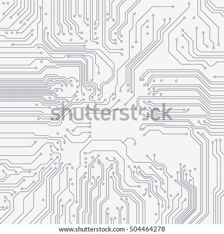 Circuit board background. Electronic background.