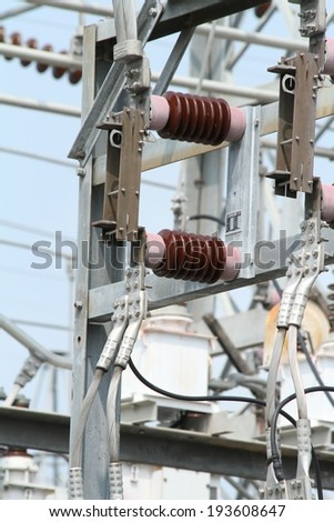 Circuit breaker in switchgear