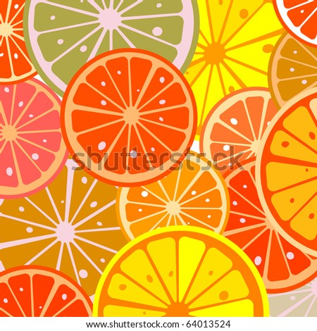 Citric background