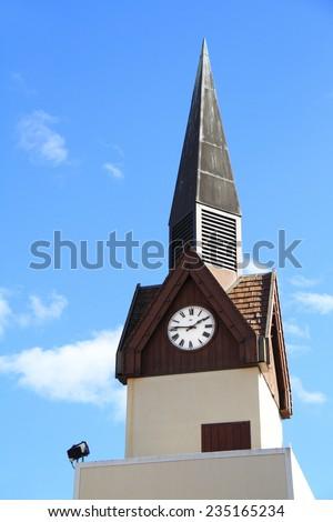 City clock tower, Australia - stock photo