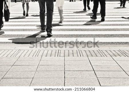 City Life - stock photo