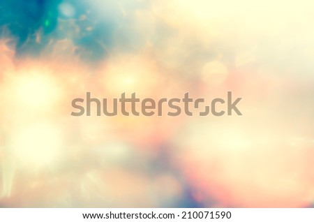 City Night-abstract background with bokeh defocused lights and shadow  - stock photo