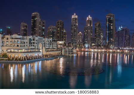 city nightlife uae