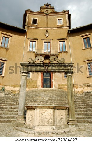 City of Palestrina - Monument -