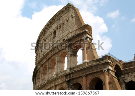 City of Rome - The Colosseum