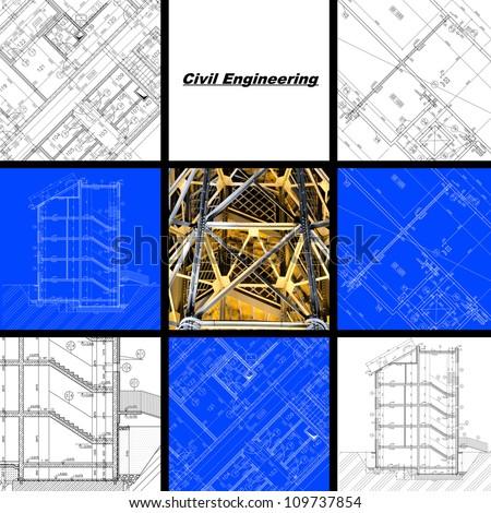 Civil Engineering - stock photo