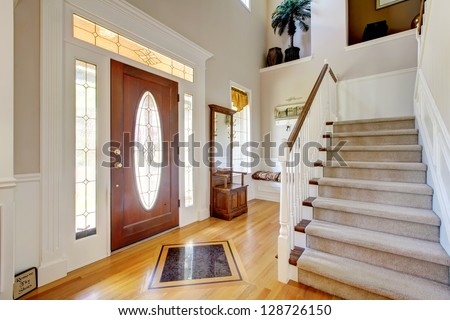 House Entrance Stock Images RoyaltyFree ImagesVectors