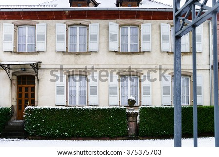 French manor stock images royalty free images vectors for French manor house