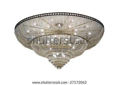 Classic illumination - stock photo