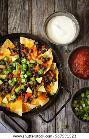Nachos Stock Images, Royalty-Free Images & Vectors ...
