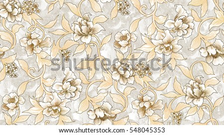 Classic Wall Texture Tiles Stock Illustration 548045353 - Shutterstock