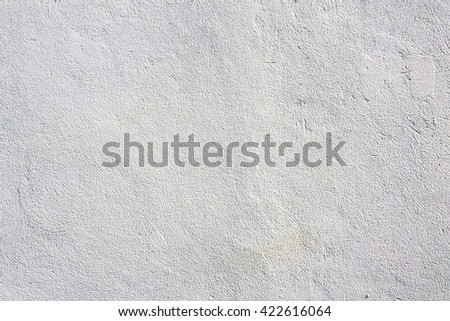 Classic white wall background. Abstract white grunge texture. Grunge street wall texture for your design.