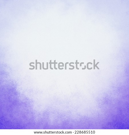 classy light purple background with pastel top border and gradient color to dark bottom border, old distressed vintage purple background with faded white color and vintage grunge texture - stock photo