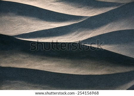 Clastic sediment rock - stock photo