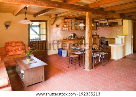 clay courtyard Apartment