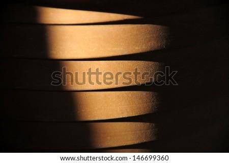 Clay Pot - stock photo
