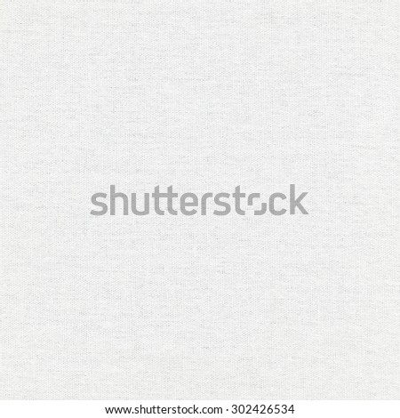 Clean Canvas background texture - stock photo