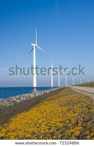 Clean energy - stock photo