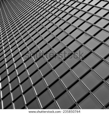 clean facades - stock photo