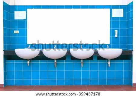 Clean New Public Toilet Design