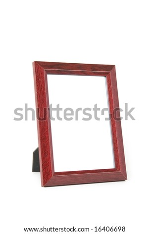 clean photo frame