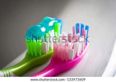 Clean teeth