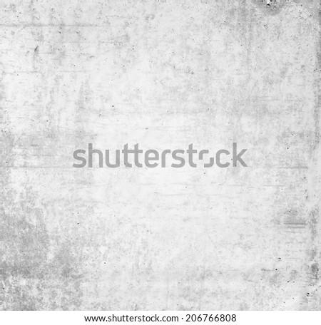 clean white wall - stock photo