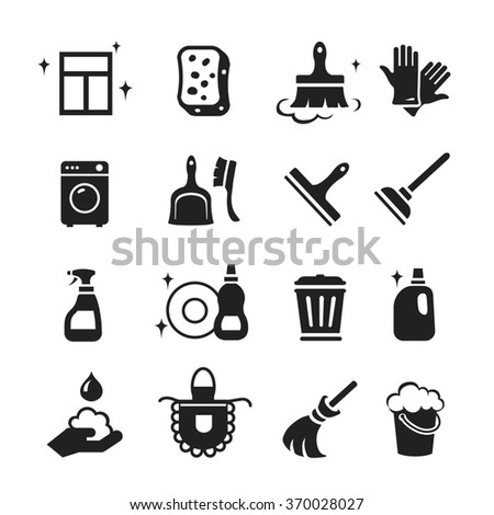 Cleaning Icon Stock Images, Royalty-Free Images & Vectors ...