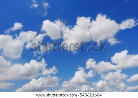clear sky on day time for background or abstract nature backdrop