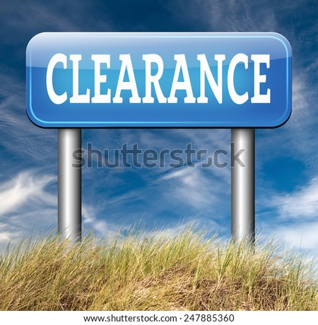 clearance grand sale stock summer or winter final sales and reduced prices % off road sign arrow - stock photo