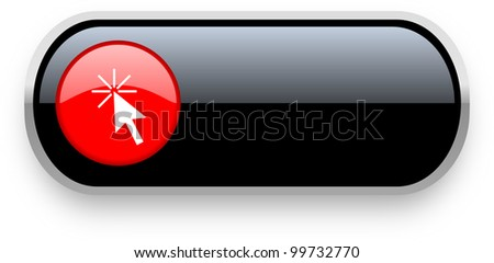 click here banner - stock photo