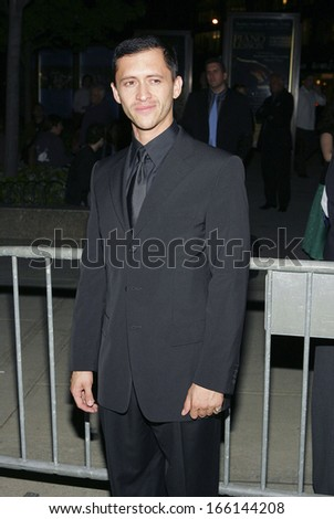 Clifton Collins Jr at CAPOTE New York Film Festival Premiere, Alice Tully Hall, Lincoln Center, New York, NY, September 27, 2005