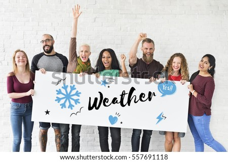 Climate Weather Winter Holiday Season